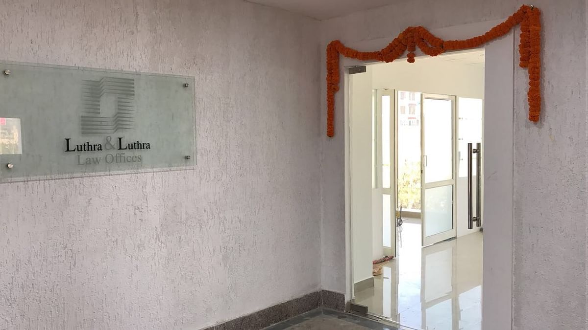 Luthra & Luthra moves to bigger office in Hyderabad