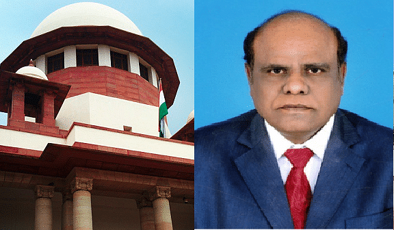 One month hence, no sign of Justice CS Karnan; Will he retire in hiding?