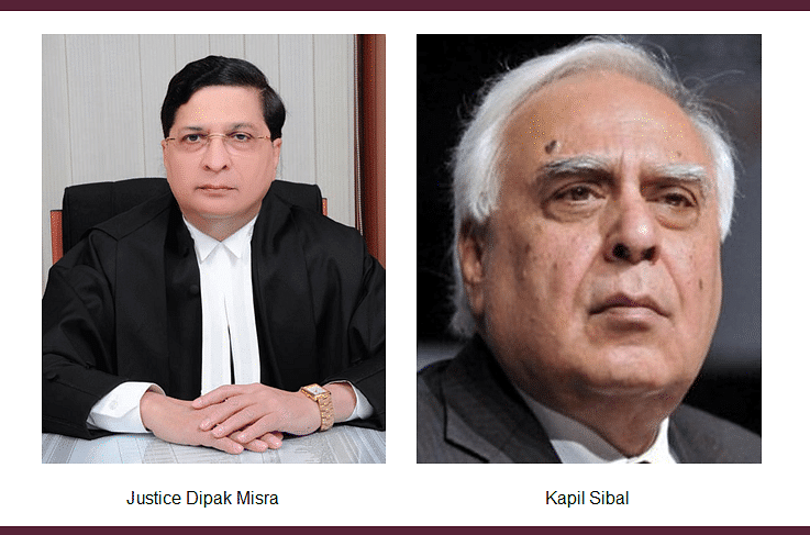 Orphan CLAT aspirant's Poetic appeal to Supreme Court against BCI' s age limit rule, Sibal appears pro-bono, Misra J. recuses