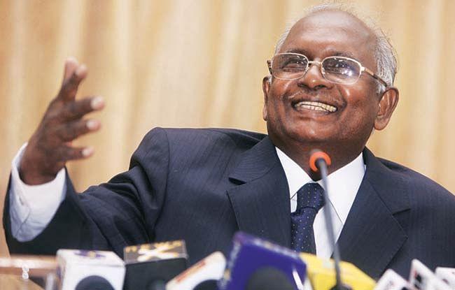 Justice KG Balakrishnan