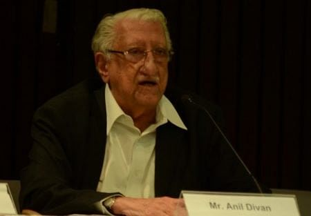 """It is a judicial order, recall that order"", late Anil Divan"