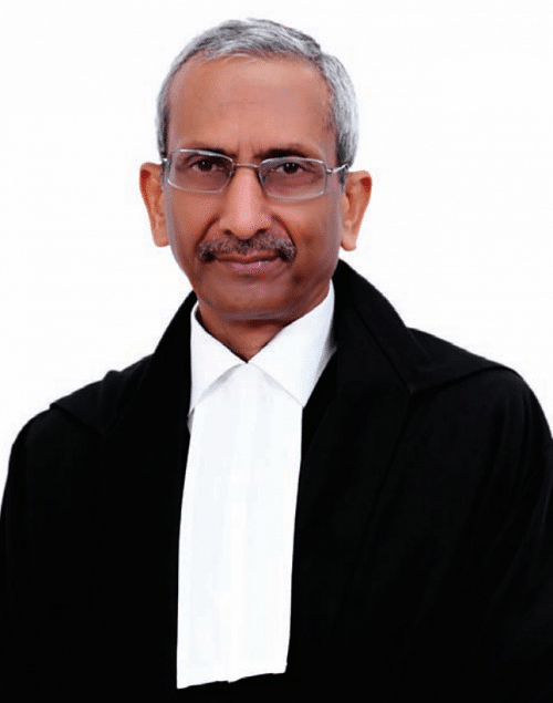 Justice AK Goel