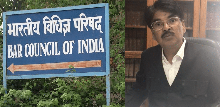 Office of BCI Chairperson cannot be abused: Madras lawyers slam Manan Kumar Mishra for statement on Article 370