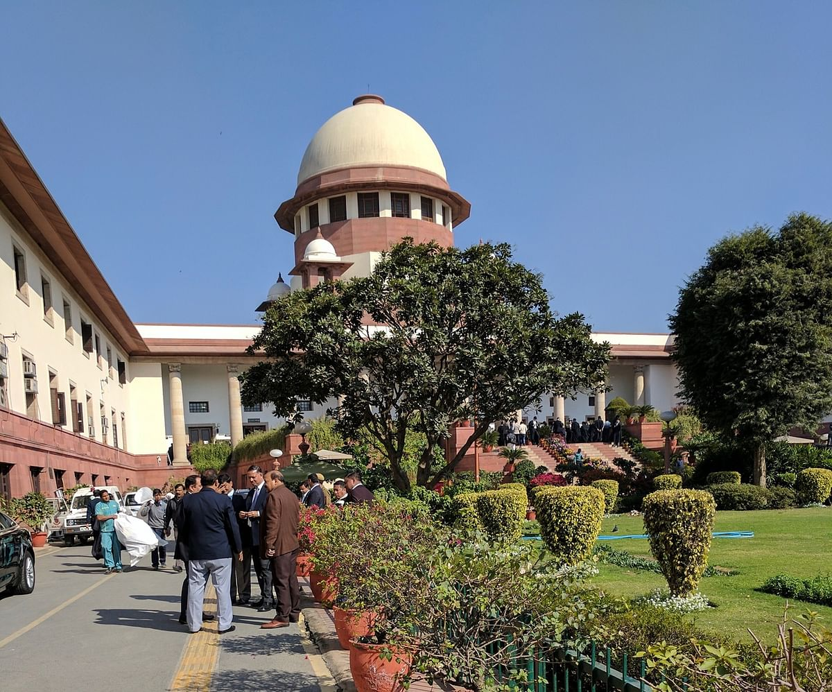 Breaking: Supreme Court expresses inclination to set up commission to review pay scale of subordinate judiciary