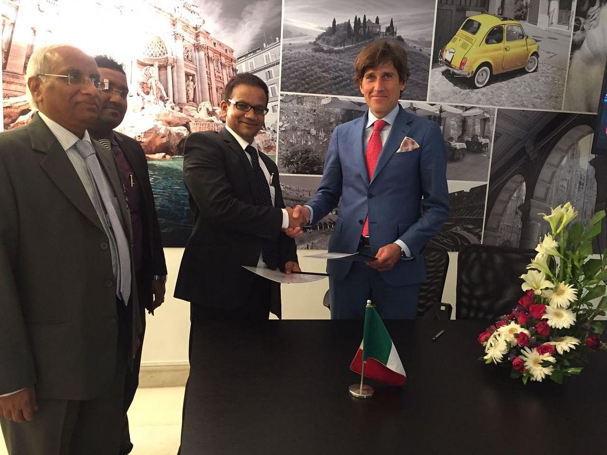 Singhania & Co.enters into JV with Italian firm CBA Studio Legale e Tributario
