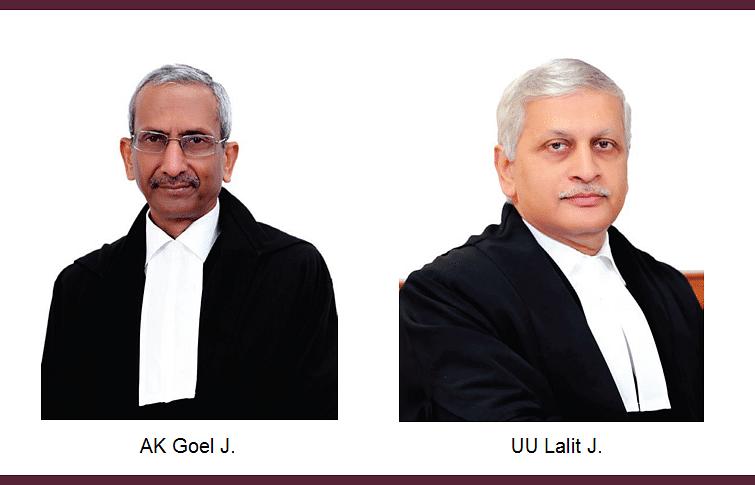 Breaking: Goel, Lalit JJ bat for audio, video recording of proceedings in HCs, Supreme Court