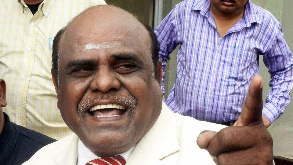 [Breaking] Former Madras and Calcutta High Court Judge CS Karnan arrested by Chennai Police