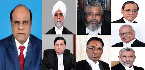 Karnan J at it again: Directs 7 SC judges to appear before 'Rosedale Residential Court'