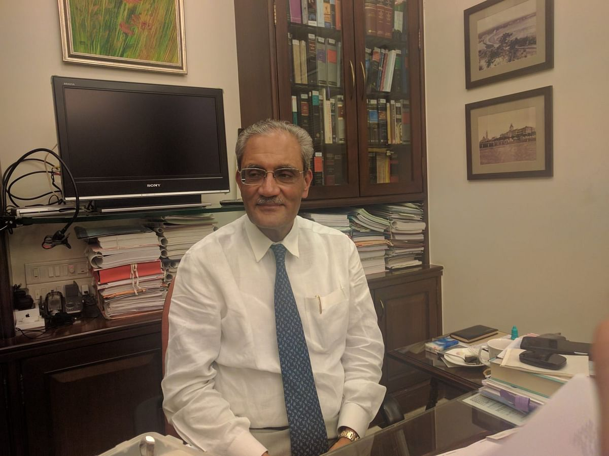 Senior Counsel Janak Dwarkadas