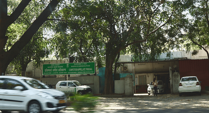 Pic: Competition Appellate Tribunal in New Delhi