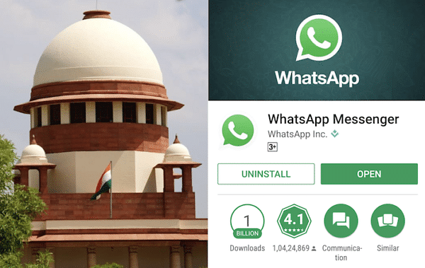 Will not launch payments service without compliance with RBI norms, WhatsApp tells Supreme Court