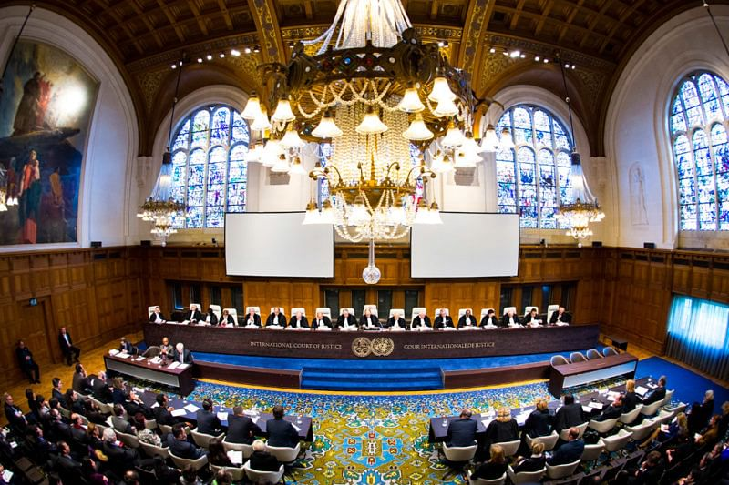 ICJ requests Pakistan to keep Kulbhushan Jadhav's execution on hold, Harish Salve to appear for India