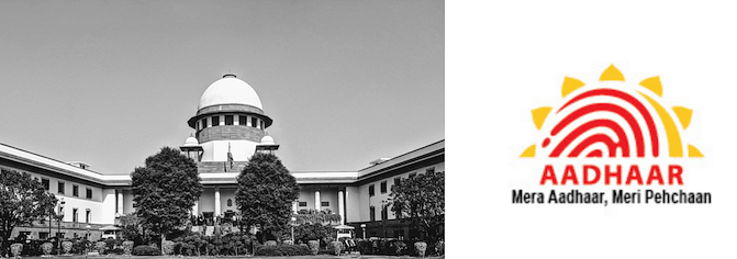 Day 6 – #Aadhaar Hearing: SC order on making it voluntary is binding on Executive and Parliament, Arvind Datar