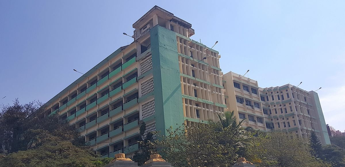 Bengaluru's City Civil Court complex where Jayalalitha's trial was being conducted