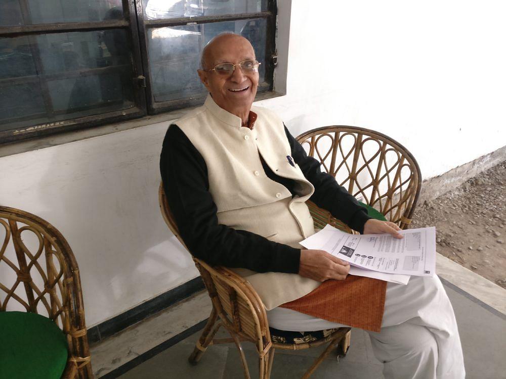 Prof Avdhash Kaushal