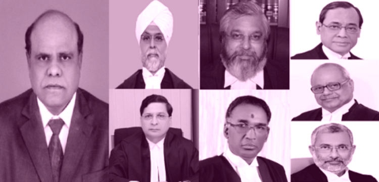 Anything you can do…Karnan J issues non-bailable warrant against SC judges