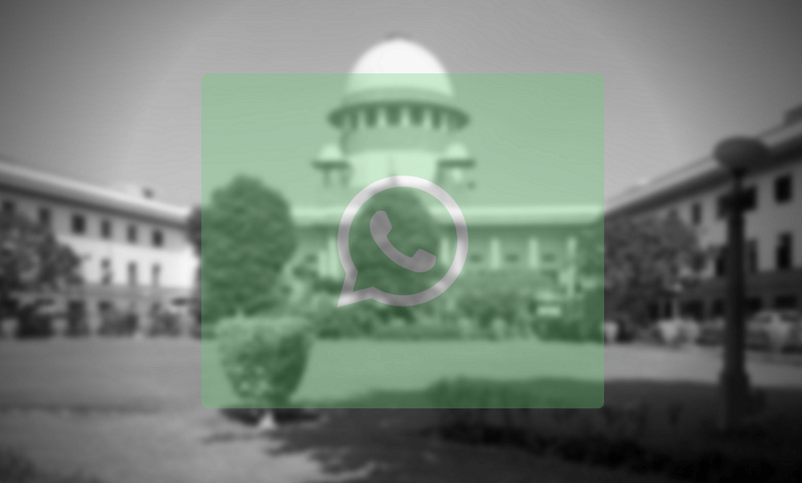 Whatsapp User Policy: Personal data integral to life and dignity, Centre to Supreme Court