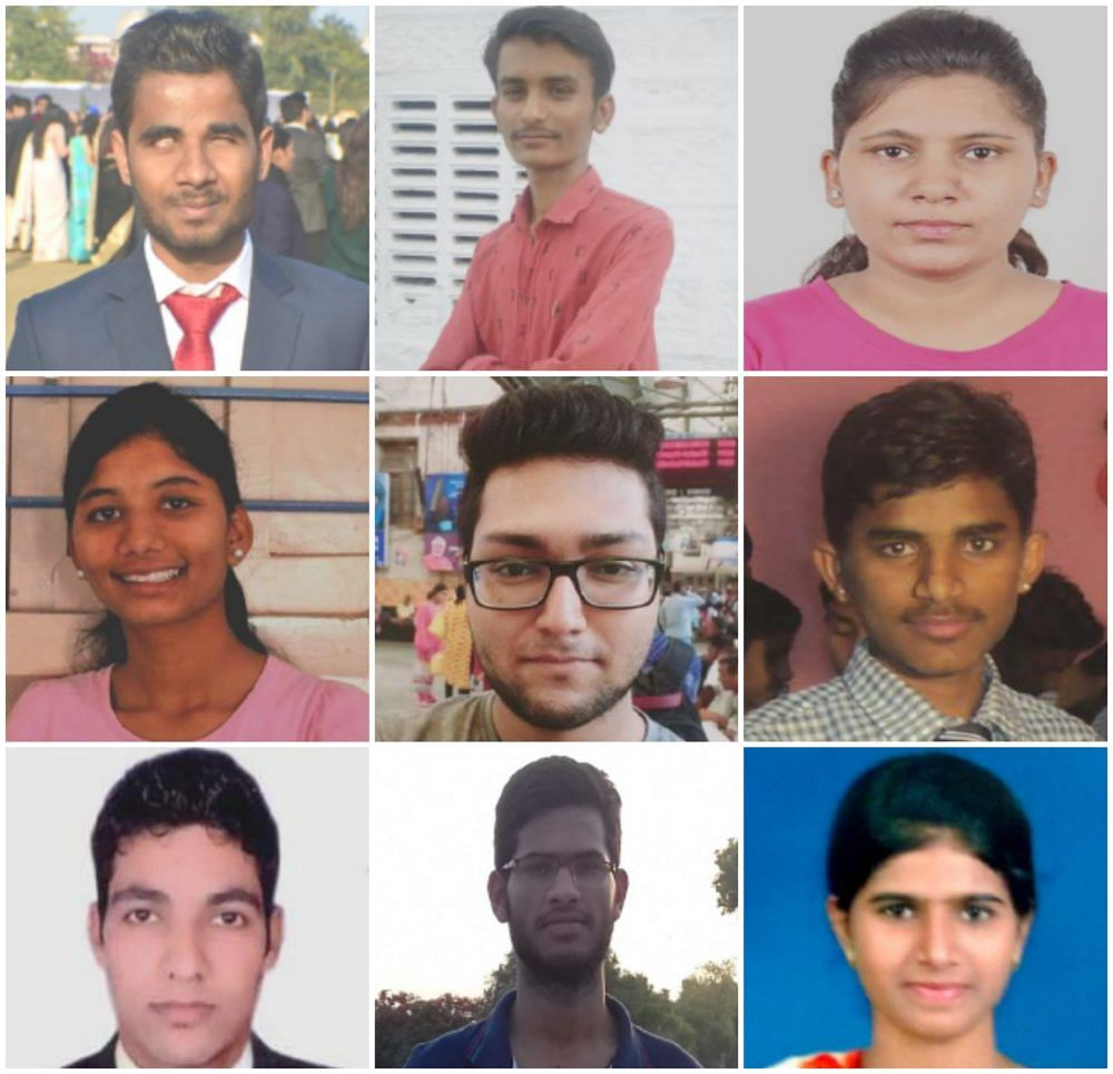 Nine IDIA Scholars make it to NLUs in first list