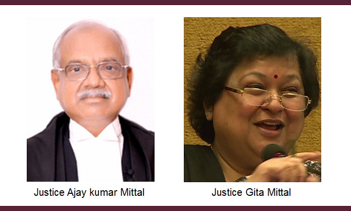 Mittal J. to take over reins of Delhi High Court from Mittal J.