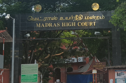 Appointment of civil servants as judicial members under Benami Property Transactions Act challenged in Madras HC