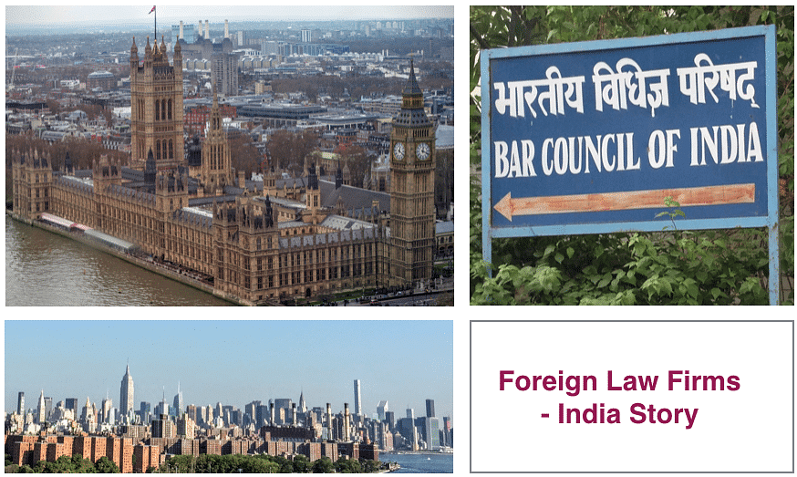 [Exclusive]- BCI to meet Law Ministry to discuss Draft Rules regarding Foreign Law Firms