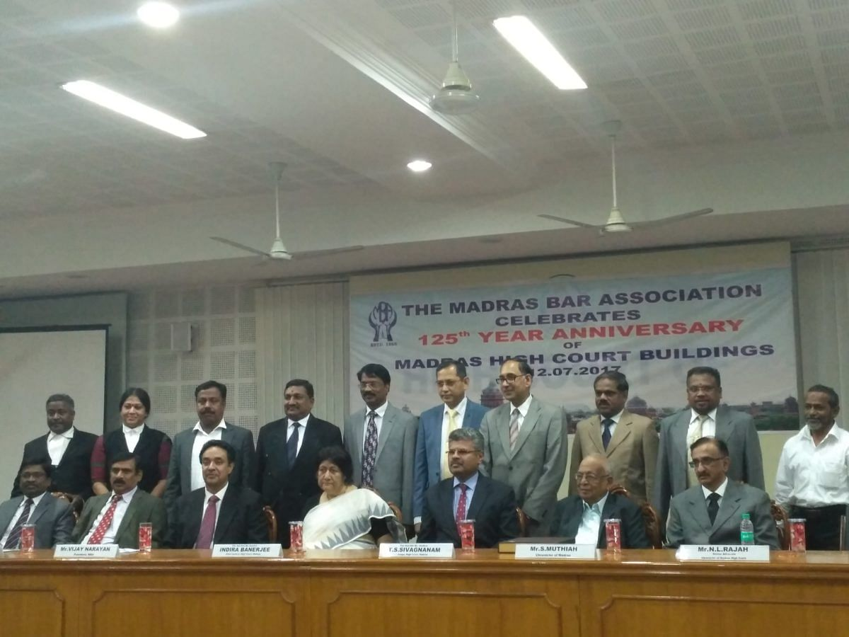 Madras High Court celebrates 125 Years since Inauguration of Historic Premises
