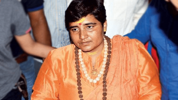 NIA Court rejects plea to bar Sadhvi Pragya from contesting Lok Sabha elections