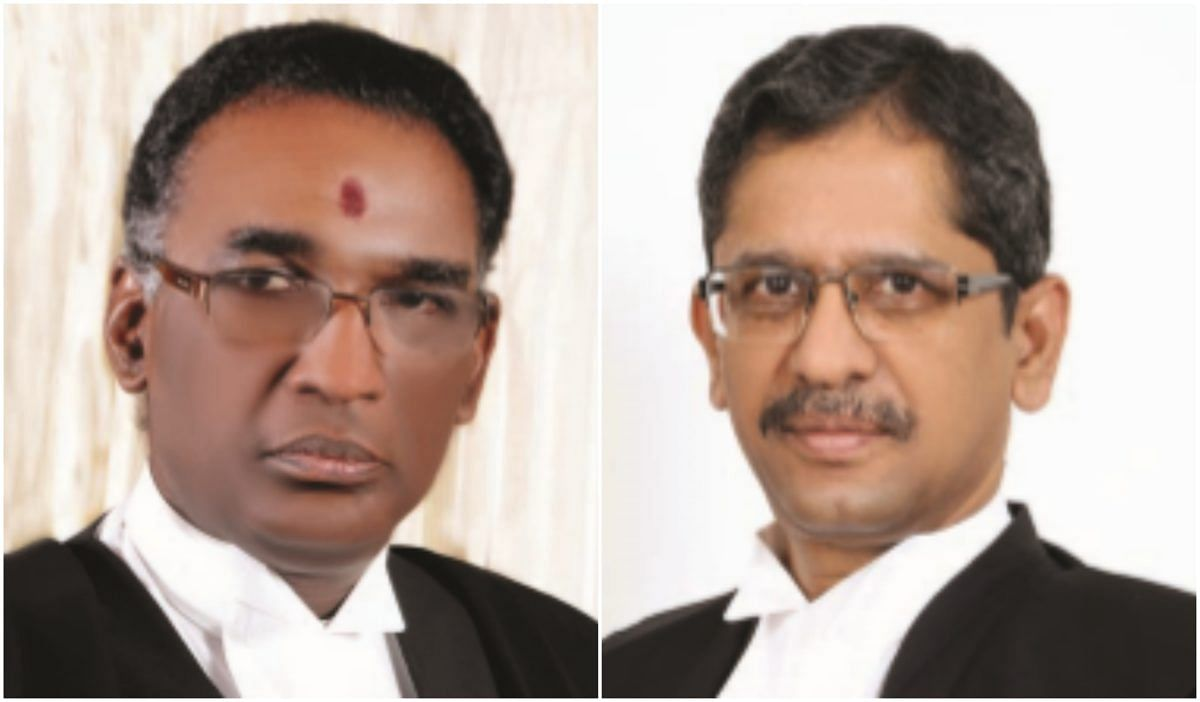 Collegium under scanner (again): Chelameswar J suggests nexus between AP CM Naidu and Ramana J