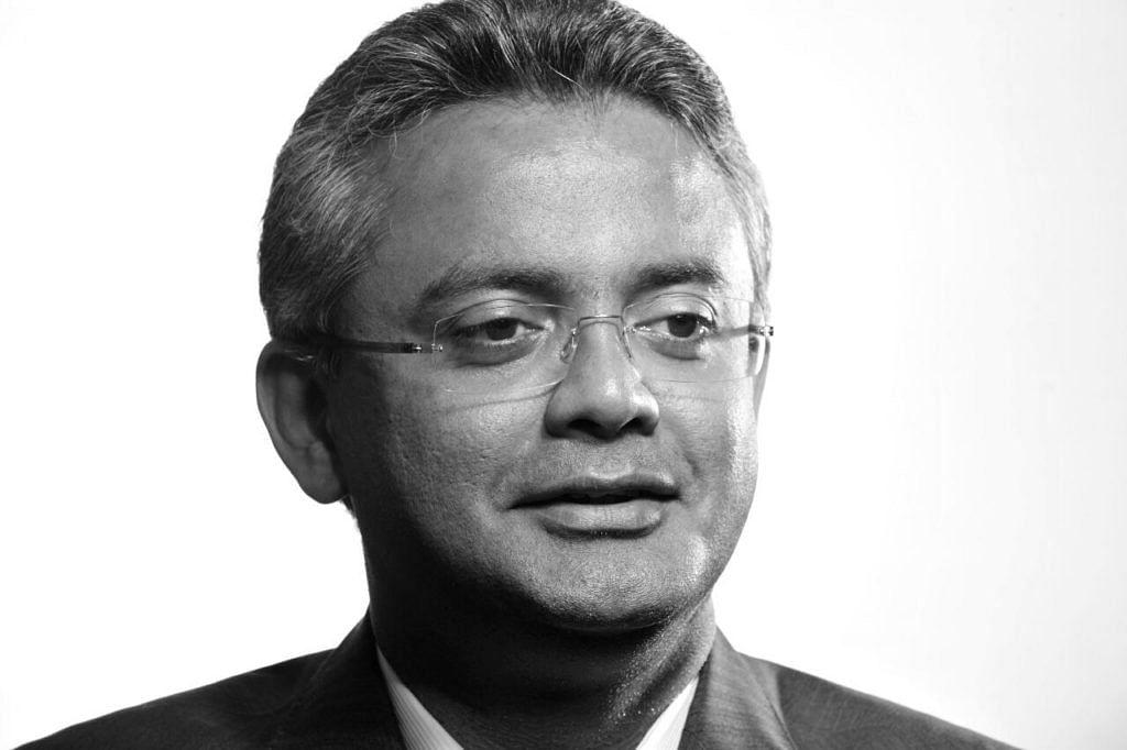 Senior Advocate Sajan Poovayya