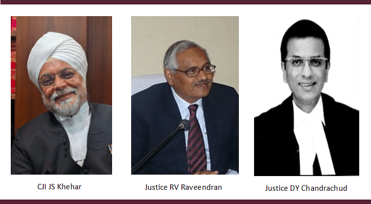 Justice Raveendran to get 1 lakh per sitting at Bangalore, 2 lakh per day outside Bangalore for guiding NIA in Hadiya case