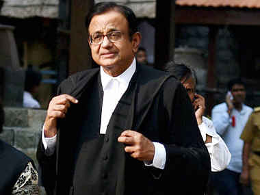 """Mr. Chidambaram was a lawyer whose standards of ethics were very, very high."""