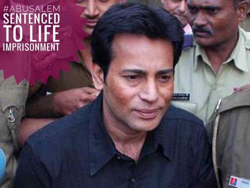 1993 Blasts Case: Special TADA Court sentences Abu Salem to life imprisonment