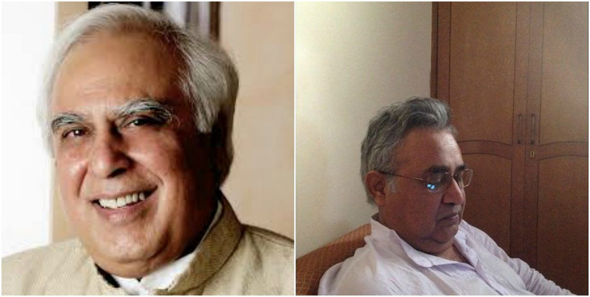 Sibal, Sharan appear for DMK in TN Assembly Gutka notice row