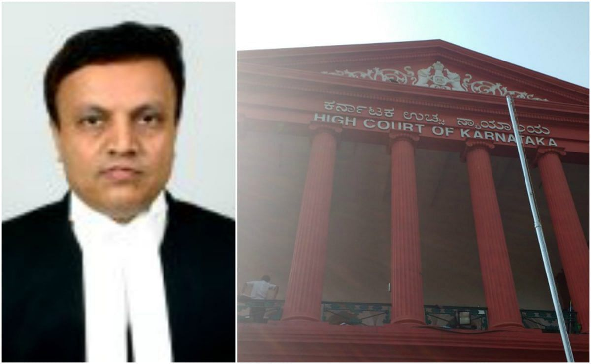 Justice Jayant Patel resigned from his post after being transferred to the Allahabad High Court