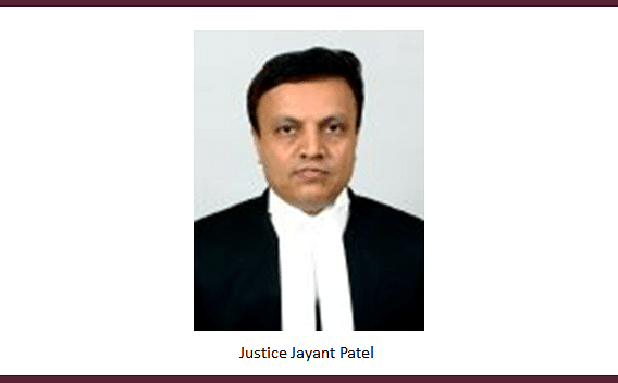 """""""I have resigned to be relieved from the institution, no other comment"""", Justice Jayant Patel"""