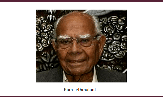 Ram Jethmalani calls it quits, after more than 75 years at the Bar