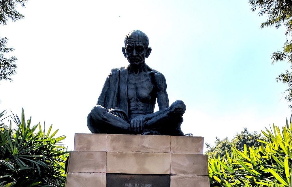We are having Gandhi's statues everywhere, are we going by his principles?: Madras High Court