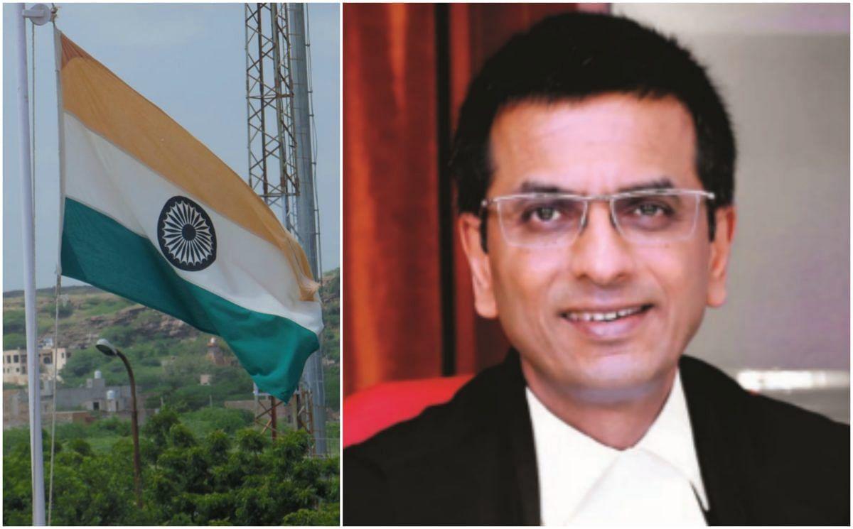 """Should we wear patriotism on our sleeves?"", DY Chandrachud J asks in National Anthem matter"