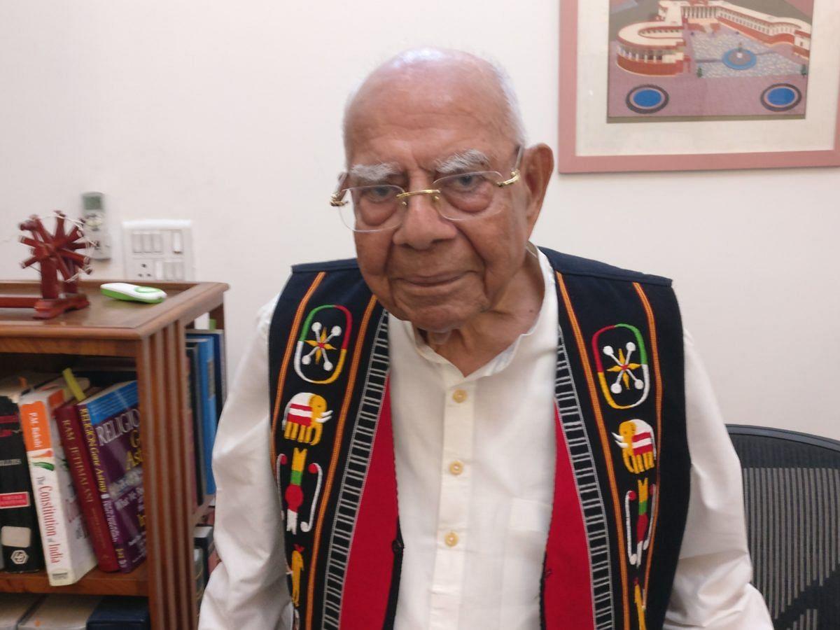The unchanged, unrepentant maverick: Remembering Ram Boolchand Jethmalani