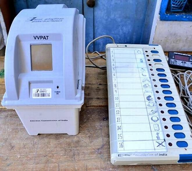 VVPAT verification: SC refuses to entertain review petition filed by opposition leaders