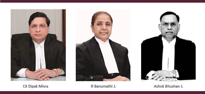 Breaking: Constitution Bench of Supreme Court to decide on Sabarimala temple entry for Women