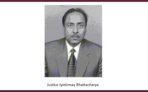 Justice Jyotirmay Bhattacharya appointed Acting Chief Justice of Calcutta High Court