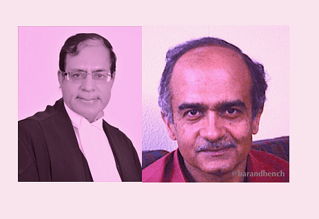 It pains us: AK Sikri J. It pains me even more: Prashant Bhushan