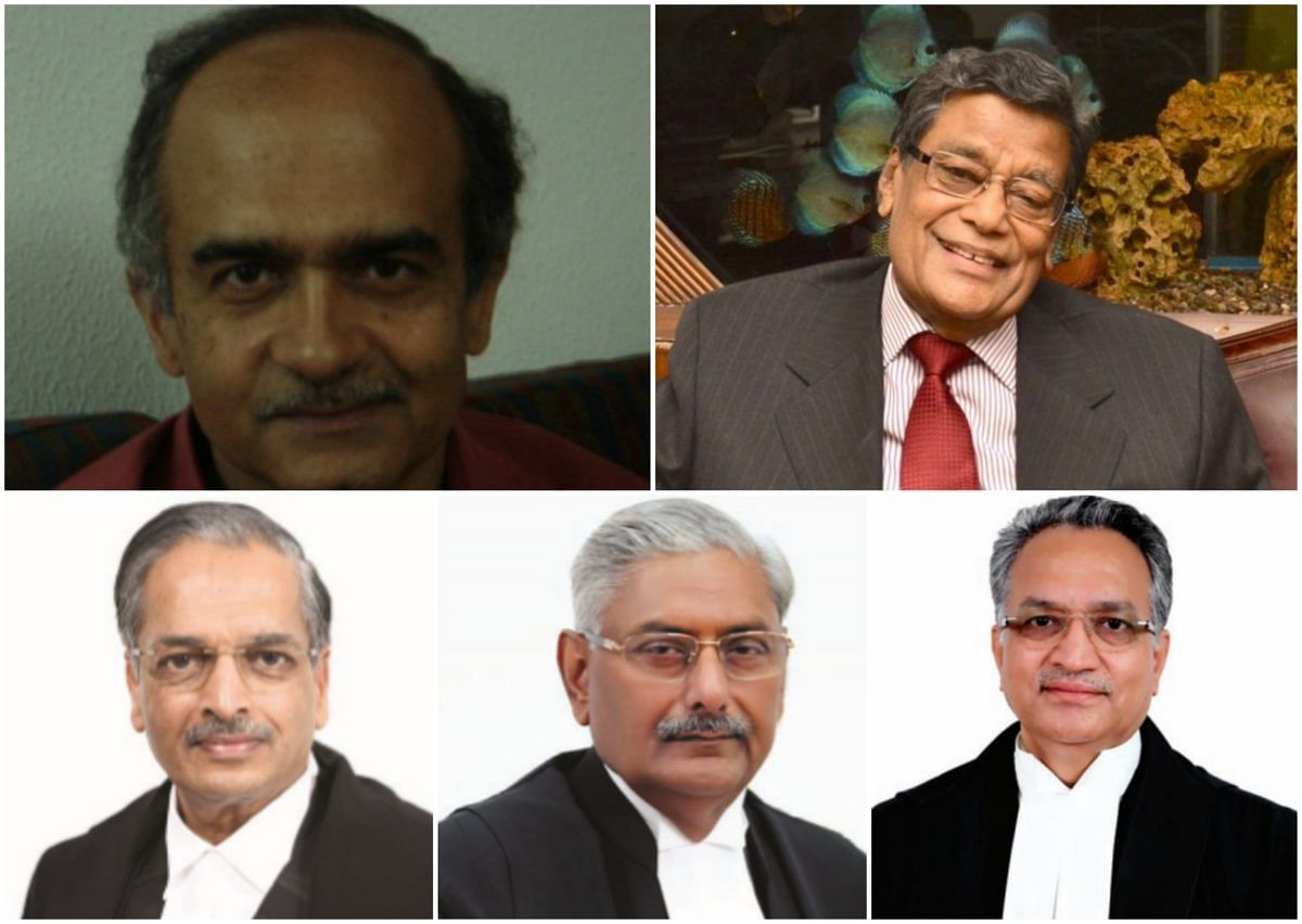 Matter far too serious to be left to Govt, Bhushan argues in CJAR petition