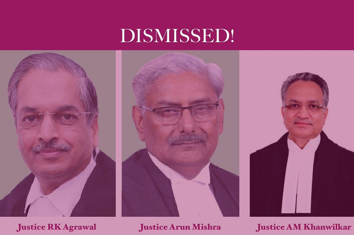 Contemptuous but not initiating contempt, Supreme Court dismisses Kamini Jaiswal petition [Read Judgment]