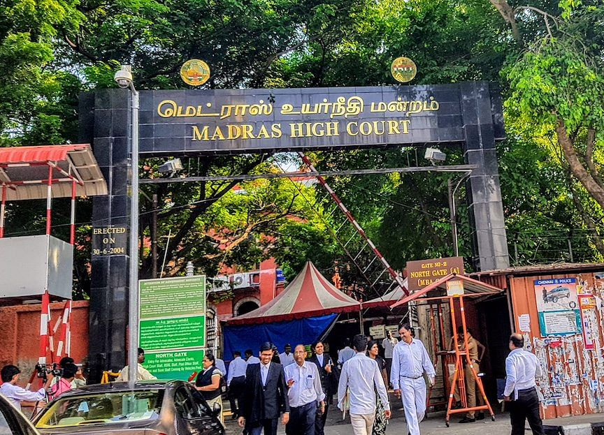 Madras HC: Why not bring corrupt government officials under the Goondas Act?