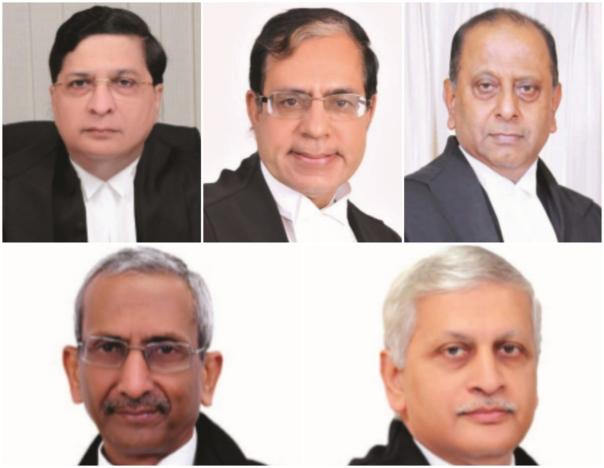 Intra-court appeal? 3-judge Bench of Supreme Court recalls two orders passed by Division Bench