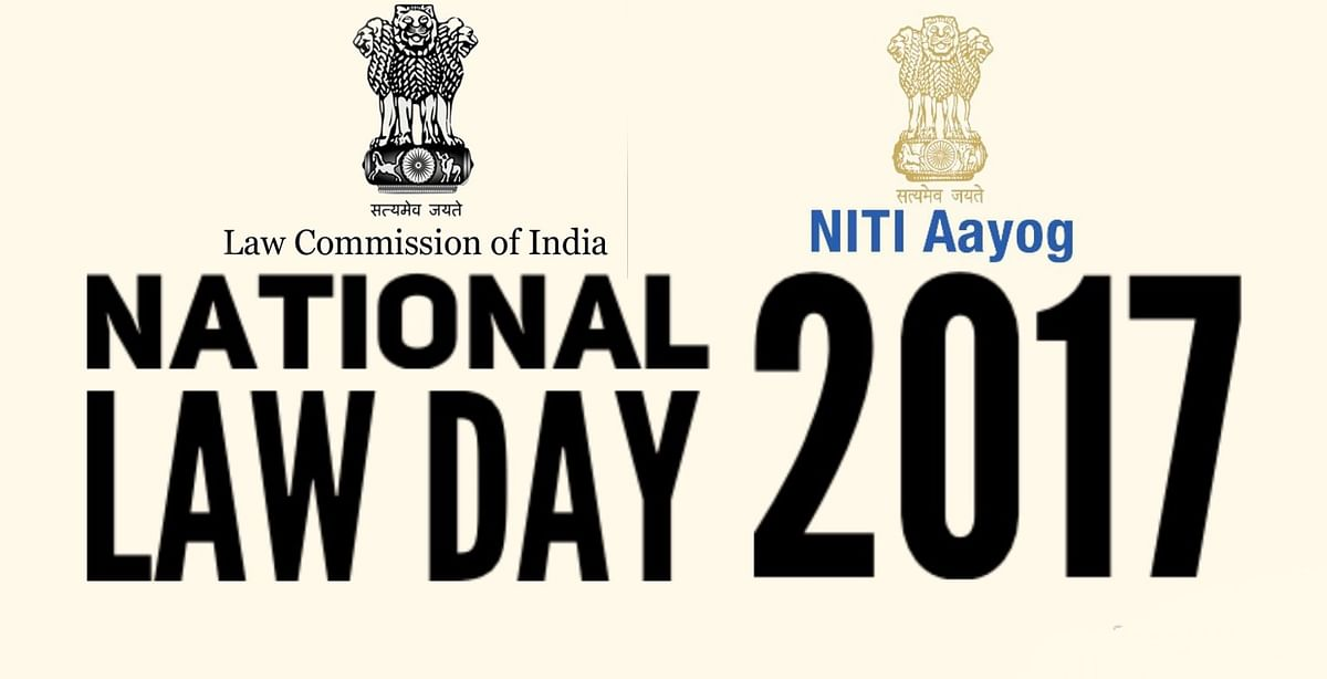 President, PMO to attend 2017 National Law Day celebrations by Law Commission of India