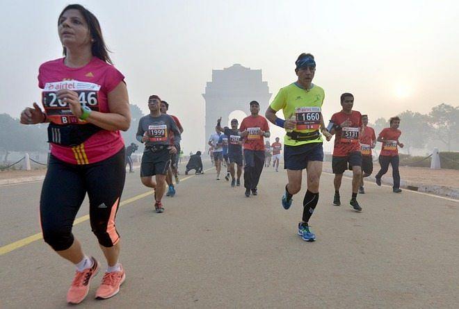 Delhi HC gives clearance to Airtel Half Marathon