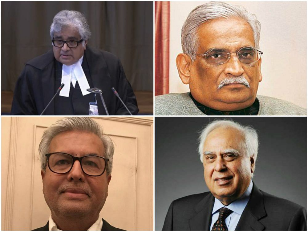 High drama at SC as Sibal, Dhavan, Dave, Salve appear in Ayodhya dispute